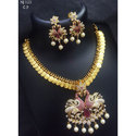 Party Trendy Necklace Set