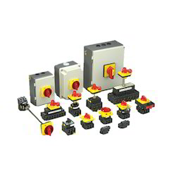 Salzer Rotary Cam Switch