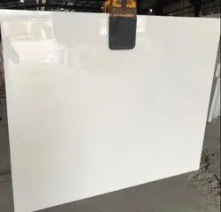 Thasos White Marble, Thickness: 18 mm