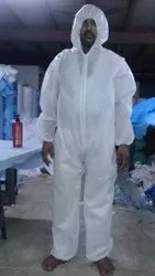 Coverall Suit 60 Gsm, PPE Suit 60 Gsm