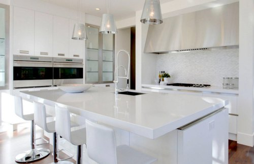 Amazing Nano White Kitchen Countertop Best Image Libraries Thycampuscom