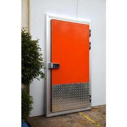 PUF Cold Storage Hinged Door