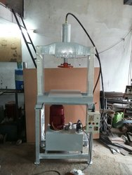 Semi-Automatic Hydraulic Paper Plate Making Machine, Max Plate Size: 5- 16, Capacity: 2000- 2500