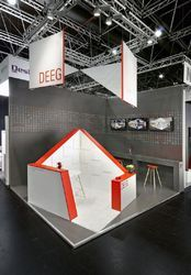 Exhibition Stall Booth