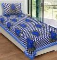 Printed Bedsheets for Single Bed