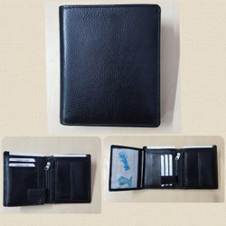 Genuine leather gents wallets