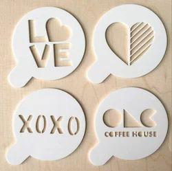 Coffee Stencils Printing Solution