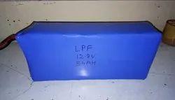 Bhavesh Lithum Fero Phosphate Battery, Model Name/Number: LPF-12-54AH, Voltage: )12.8