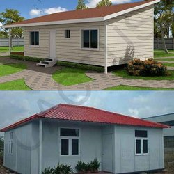 Portable Prefabricated Farm House