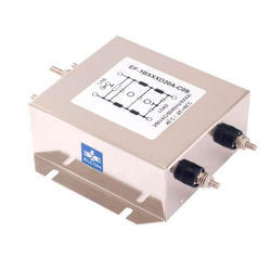 AC Single Phase Double Stage Filter - Screw Terminal