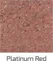 Platinum Red Double Charge Floor Vitrified Tile