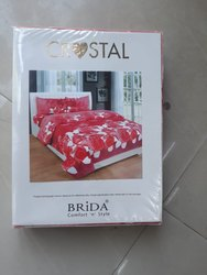 Crystal Brida 3D Bedsheets