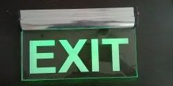 Industrial Exit Signs (LED Model_2_S)
