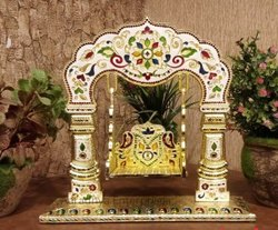 Meenakari Jhulla For Religious Purpose