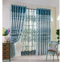 Printed Window Net Designer Curtain