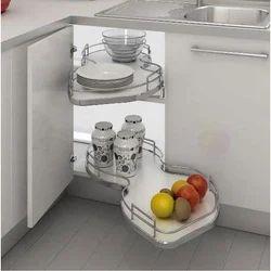 Kitchen Corner Shelf