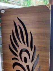 Design Plywood Door