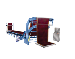 Textile Batching Stenter Machine