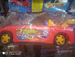 Plastic Cars