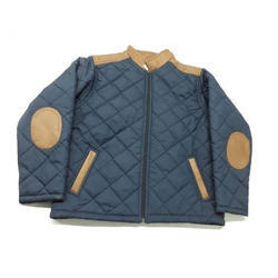 Kids Polyester Full Sleeve Jacket