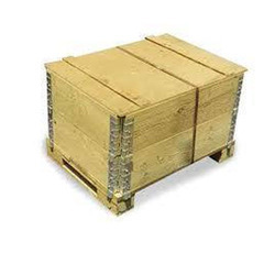 Rubber Wood Packing Case