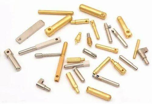 Brass Parts and Brass Insert Manufacturer | Metro International