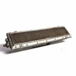 SEPL Lpg Infrared Gas Burner, Size: 12 Inch, Model Name/Number: IB60
