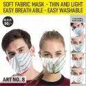 Art No- 8 Soft Fabric Mask