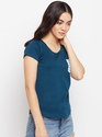 The Dry State Half Sleeve Ladies T-Shirt