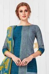 JK Malai Cotton Vol-1 Designer Printed Cotton Dress Material Catalog Collection