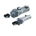 SMC Clamp Cylinder With Lock CLK2