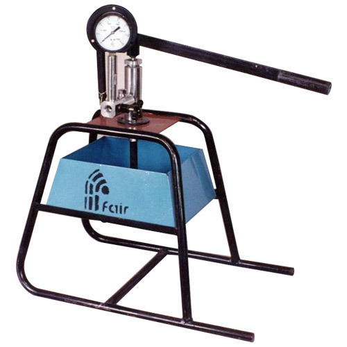 Hydraulic Water Test Pump