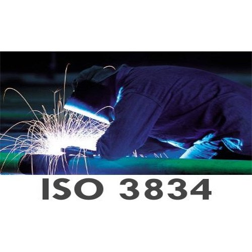 ISO 3834 Certification Service