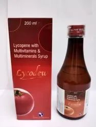 Lycopene Syrup with Multivitamin