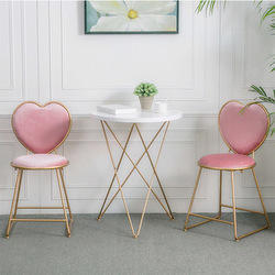 Heart Chair Set