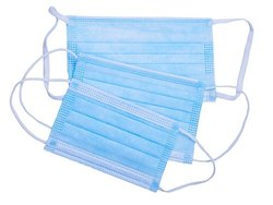 PPE Kit Face Mask - 3Ply