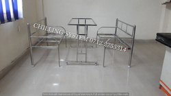 SS Dinning Table and Sofa Frame