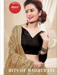 Apple Hits of Madhubani Vol-3 Khadi Printed Saree