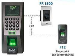 F18 Biometric Access Control System