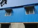 Metal Roofing Factory Shed Contractors