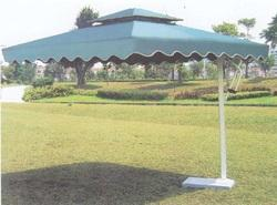 Aluminum Garden Umbrella