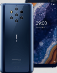 Nokia 9 Pure View Mobile Phone