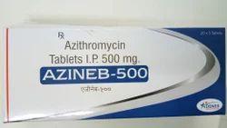 AZINEB -500 TABLET