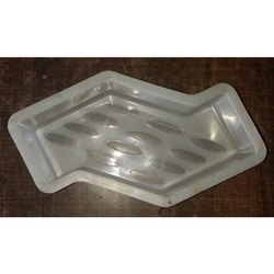 S Shape Plastic Paver Mould