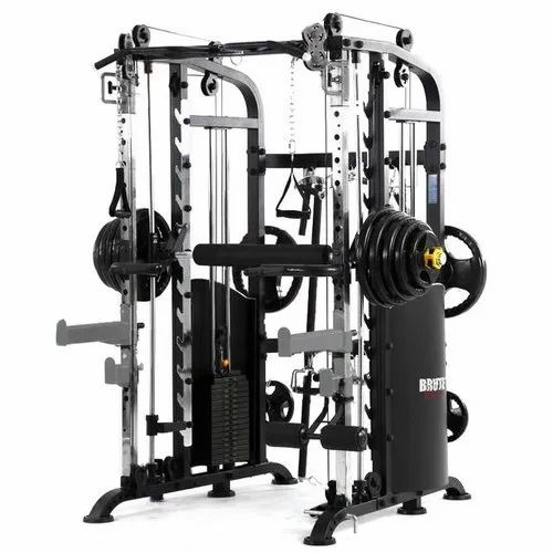BRUTEforce360PTA Functional Trainer Smith Machine for Gym