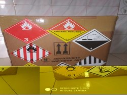 Dangerous Goods Packaging Fiberboard Boxes