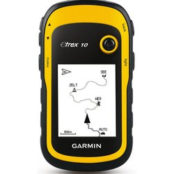 Garmin ETrex 10 GPS, Model Number: Sku 010-00970-00