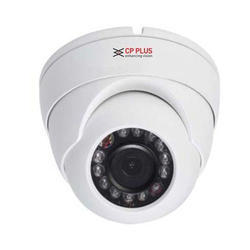 CP Plus 1 MP Dome Camera, For Indoor And Outdoor Use