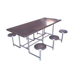 School Canteen Dining Table