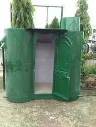 2 Seater Capsuale Model Toilet / Urinal